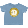 blue toddler doge tee shirt for sale
