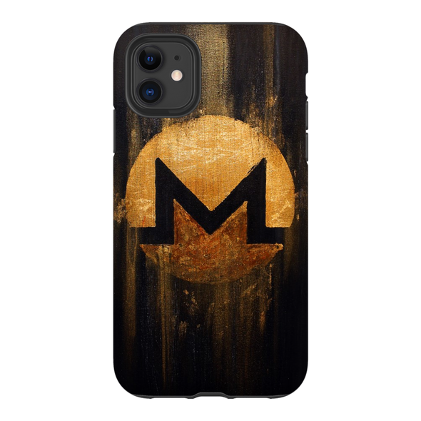 iphone 11 pro monero crypto phone case for sale