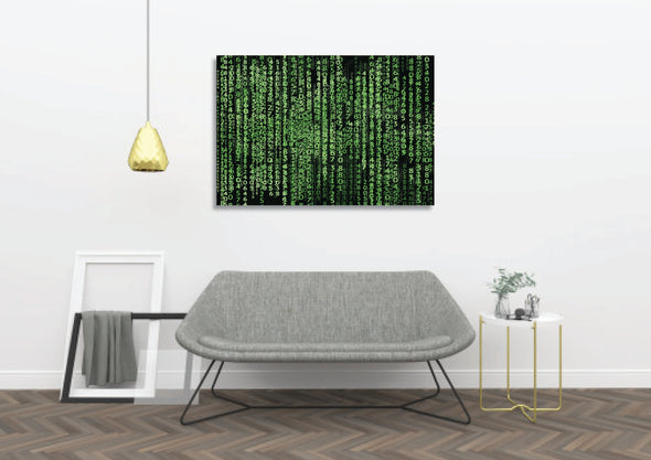 blockchain crypto bitcoin ethereum litecoin canvas wall art for sale