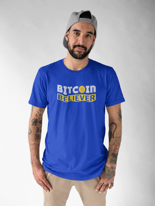 Men's Bitcoin Believer