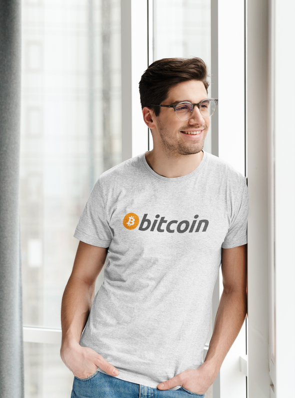 Men's Bitcoin T-Shirt