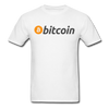 Bitcoin T-Shirt - white