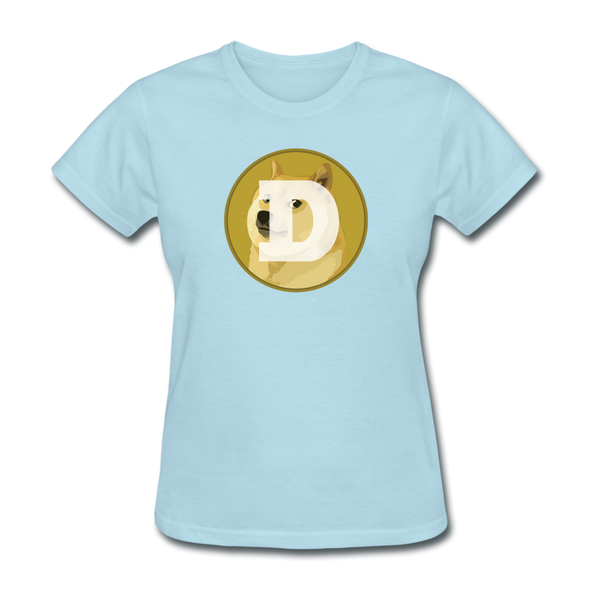 Women's T-Shirt - powder blue