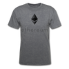 Men's T-Shirt - mineral charcoal gray