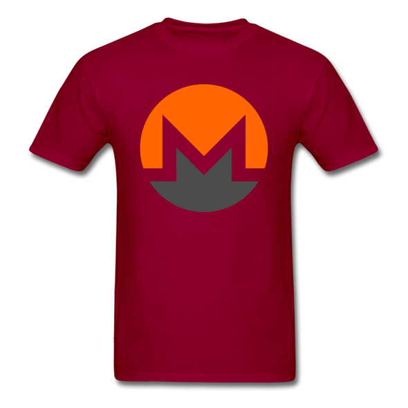 Men's Monero T-Shirt - dark red