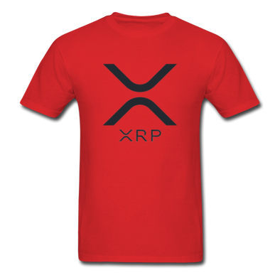 Men's Ripple XRP T-Shirt - red
