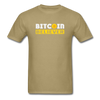 Men's Bitcoin Believer - khaki