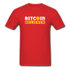Men's Bitcoin Believer - red