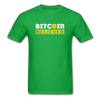 Men's Bitcoin Believer - bright green