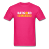 Men's Bitcoin Believer - fuchsia