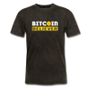 Men's Bitcoin Believer - mineral black