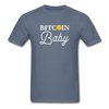 Men's Bitcoin Baby - denim