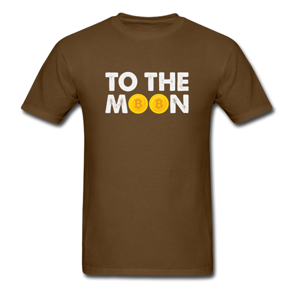 Men's To The Moon - brown