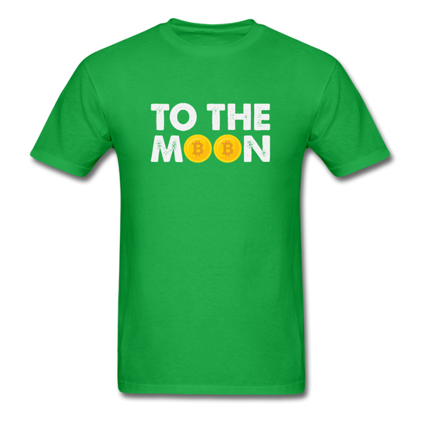 Men's To The Moon - bright green