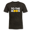 Men's To The Moon - mineral black