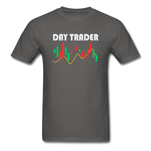 Men's Day Trader - charcoal