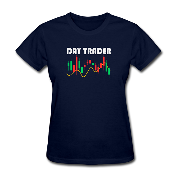 Women's Day Trader - navy