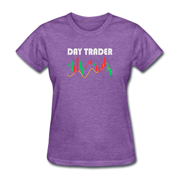 Women's Day Trader - purple heather