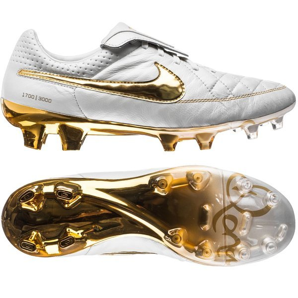 pretty nice 3d1d9 6dceb NIKE TIEMPO LEGEND V PREMIUM R10 FG TOUCH OF GOLD LIMITED EDITION
