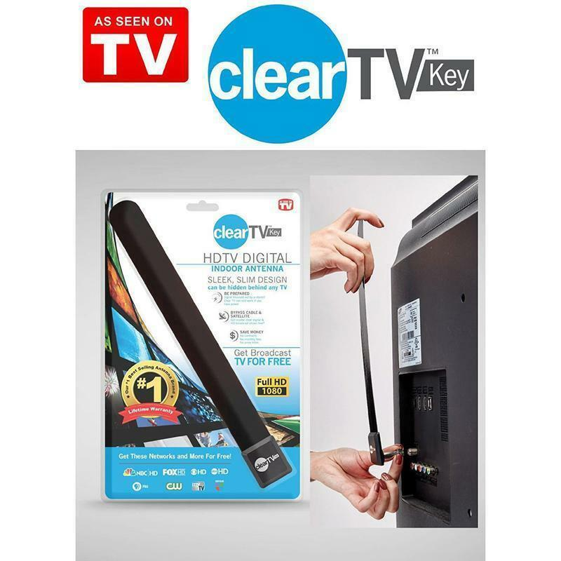 BUY1TAKE1 - Clear TV Digital HDTV - Receiver 1080p Full HD