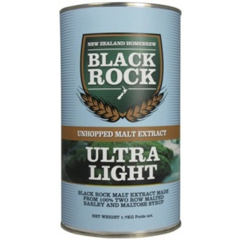 Black Rock Ultra Light Unhopped Malt 1.7kg