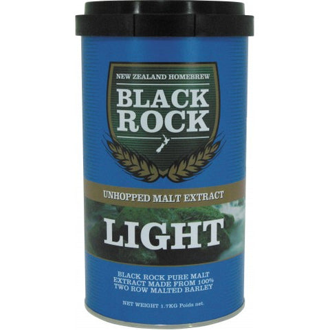 Black Rock Light Unhopped Malt 1.7kg