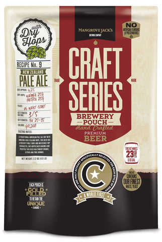 Mangrove Jack's Craft Series NZ Pale Ale 2.2kg