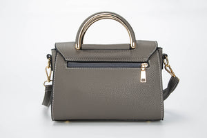 Ironside Grey - Leather Shoulder Bag