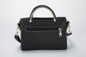 Jaguar Leather Shoulder Bag