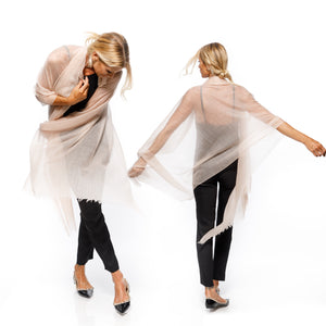 SOLID Lightweight Cashmere BEAUTY - TURK & TURK