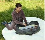 Portable Easy Carry Folding Travel Bassinet Baby Bed On The Go | Infant