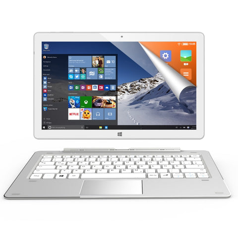 ALLDOCUBE IWORK10 Pro Tablet PC | NEW | COMBO PC/TABLET | WIN 10 AND Android 5.1 Dual Boot Quad Core | 4GB | 64GB | Multi-LAnguage