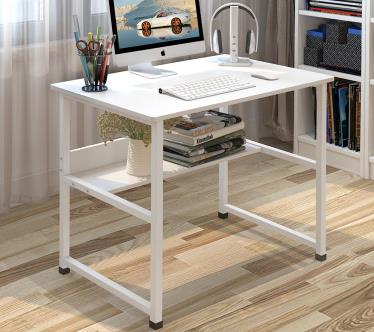 Louis Fasion Office Desks Simple Economical Simple Home Student Computer Bedroom Learning Table Multi-function.