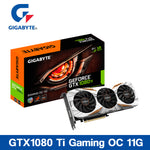 GIGABYTE GTX1080 TI GAMING OC 11GB Video Graphics Card | BitCoin Mining Capable