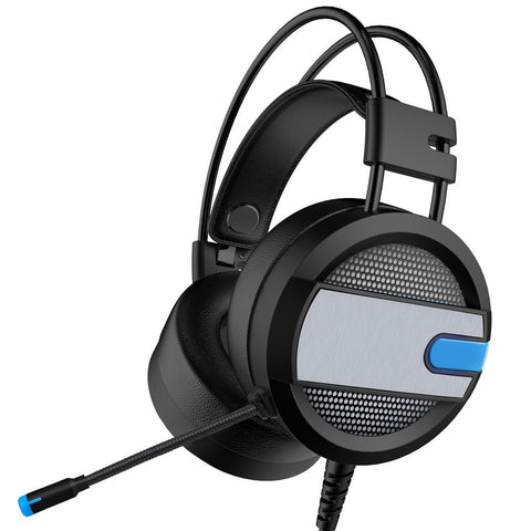 3.5mm Wired Gaming Headphone with Microphone
