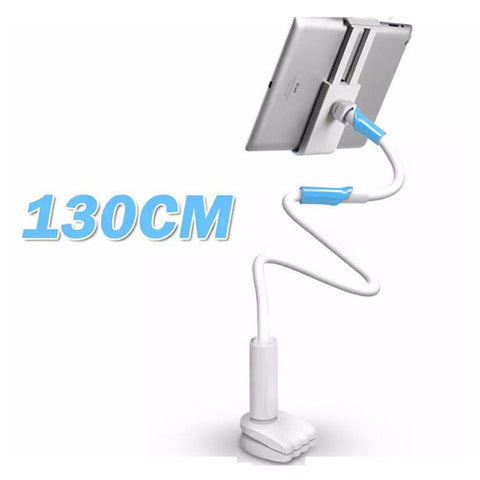 Universal Long Arm Tablet Stand Phone Holder For Samsung Ipad Xiaomi