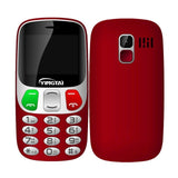 Classic Easy Basic Cell Phone | NEW | 2G | 2 SIM GSM networks | Big Large Button Keys Big speaker | Kids / Seniors