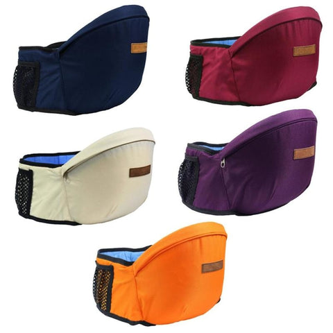 The Baby Hip Stool Carrier Kangaroo Equipped With Pocket for Child Necessities | Especially for Men