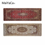 Maiyaca Mouse Pad Large Gaming Mouse Pad Locking Edge Mouse Mat Speed Version for Dota CS GO Mousepad 5 Sizes for Persian Carpet
