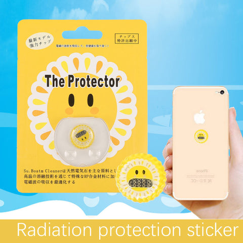 Phone Sticker Anti Radiation Chip Shield Keep Health Laptop Anti Protection for Pregnant Woman Radiation Protection for poco f1