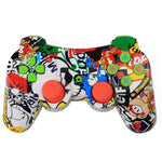 Bluetooth Wireless Controller For Sony Playstation 3 Dual Vibration Joystick Double Shock Joypad For Sony PS3 Gamepad