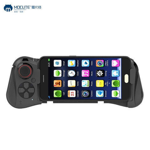 Mocute 058 Game Controller Wireless Bluetooth Gamepad Mobile Legends Gaming Joystick Joypad for Android Phones FPS Moba Games