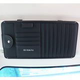 Car Sun Visor Card Holder Storage | Sunglasses | Pen | CD Card Holder | Car Organizer