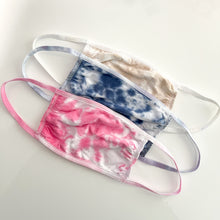 3-Pack Tie Dye Face Mask