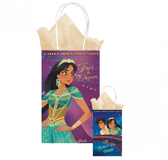Aladdin Paper Treat Bags (Pack of 8)