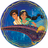 Aladdin Metallic Large Plates (Pack of 8)