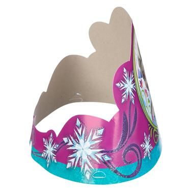 Disney Frozen Paper Tiaras (Pack of 8)