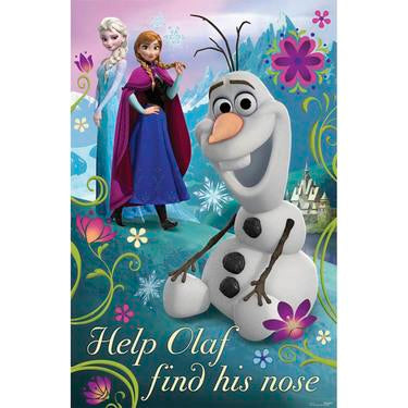 Disney Frozen Party Game