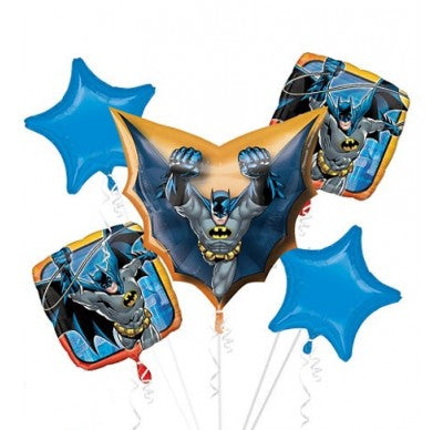 Batman Foil Balloon Bouquet Kit
