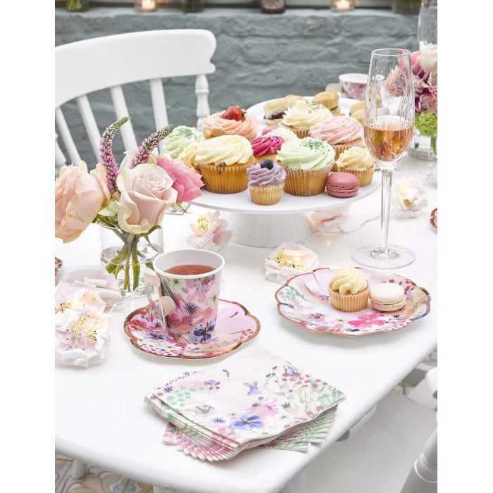 Blossom Girls Cup & Saucer Set (Pack of 12)